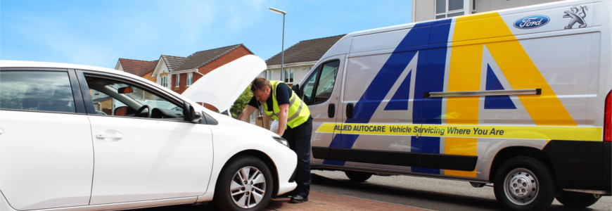 Peugeot Approved Van & Car Servicing
